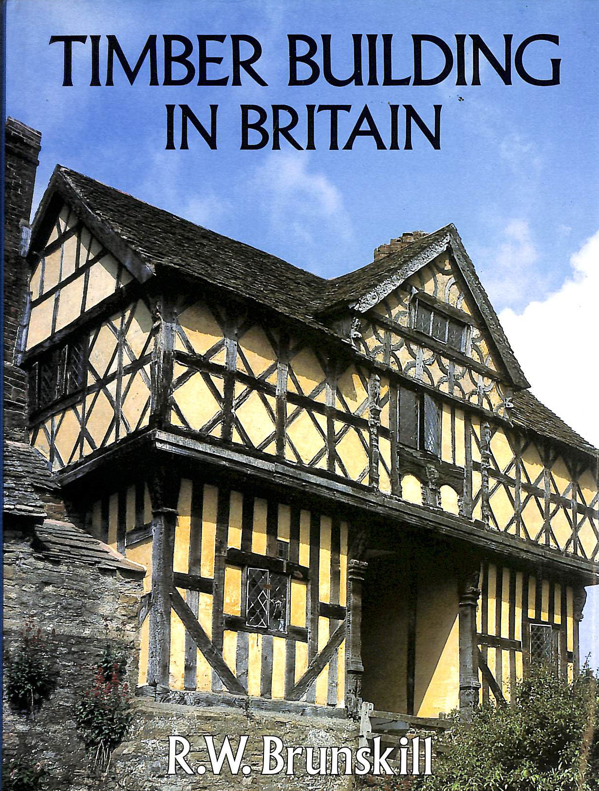 Image for Timber Building in Britain