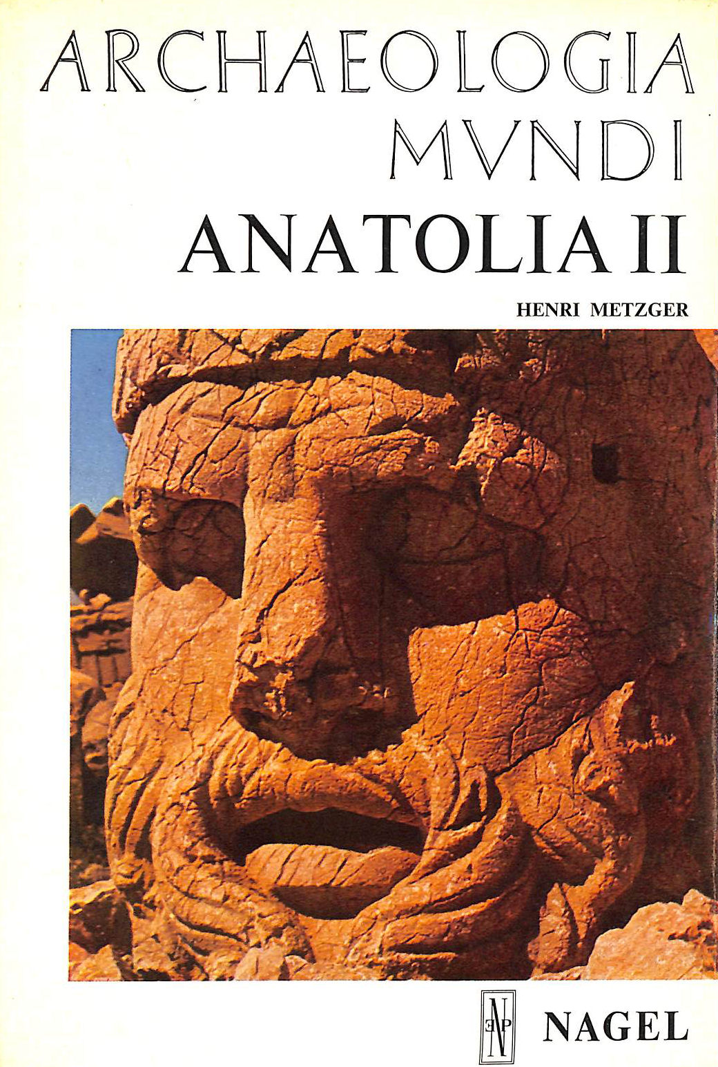 Image for Anatoilia II. First Millenium BC t the end of the Roman period