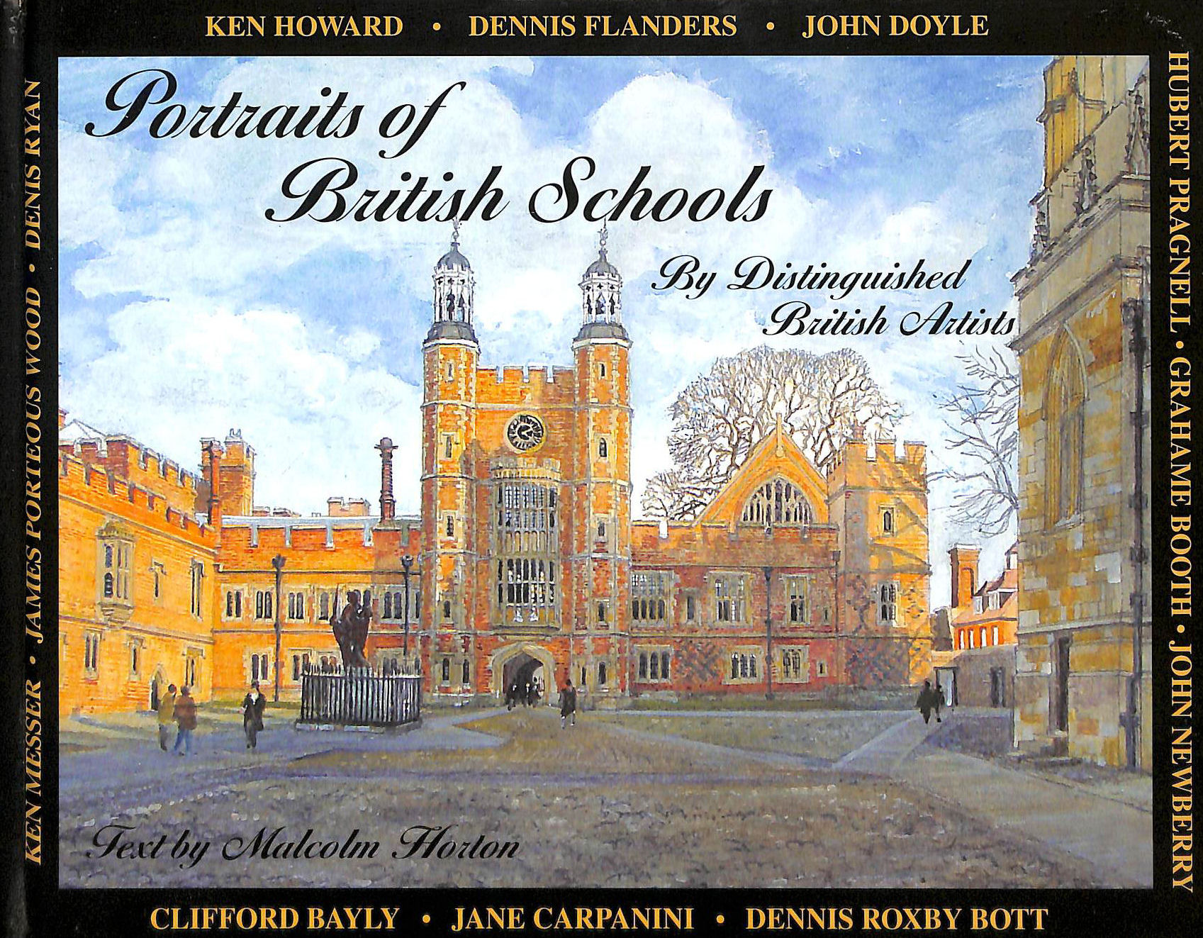 Image for Portraits of British Schools by Distinguished Artists