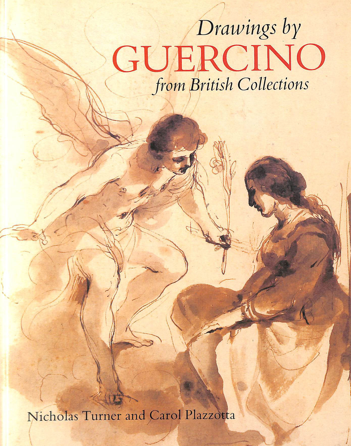 Image for Drawings by Guercino from British Collections