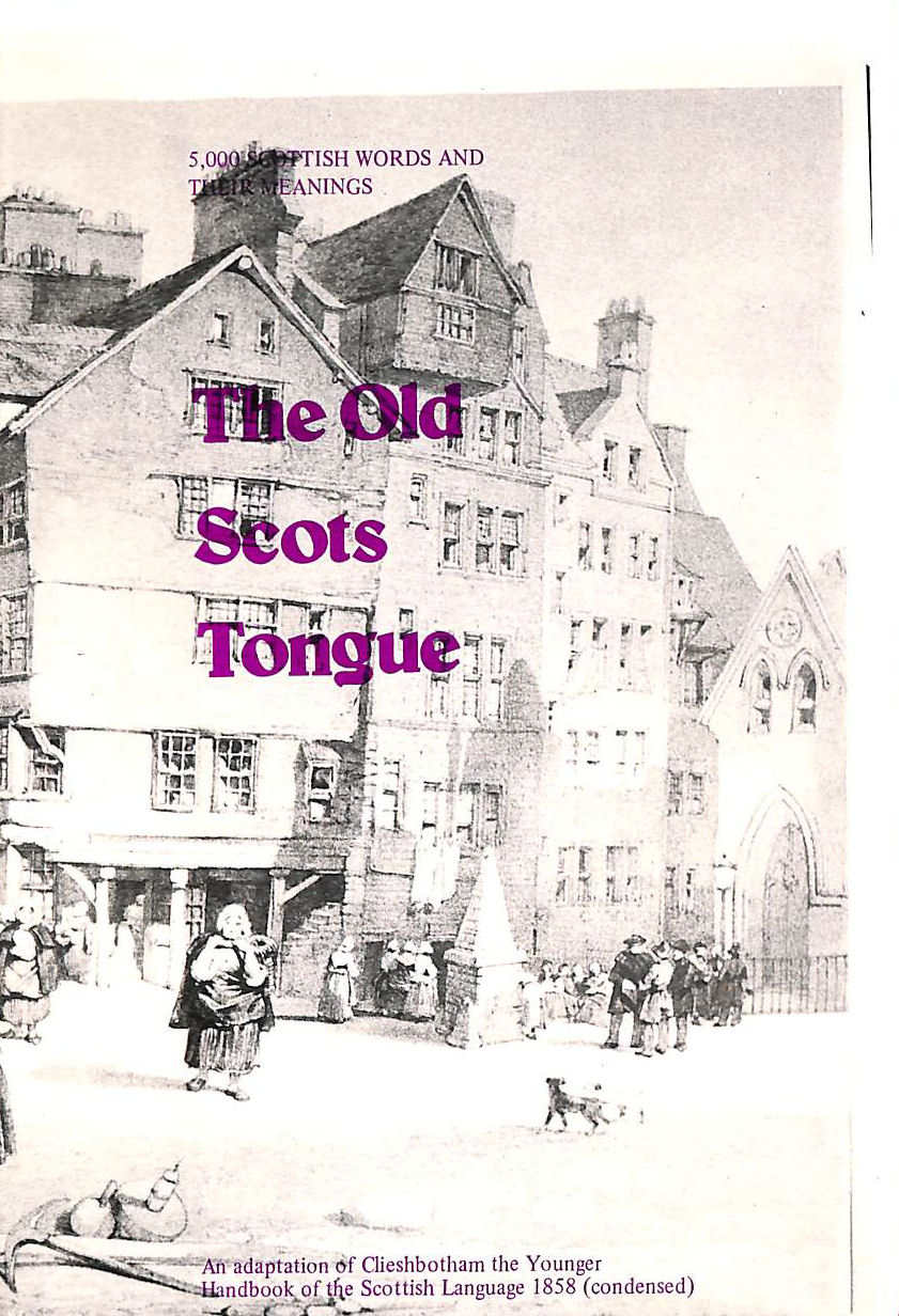 Image for Old Scots Tongue