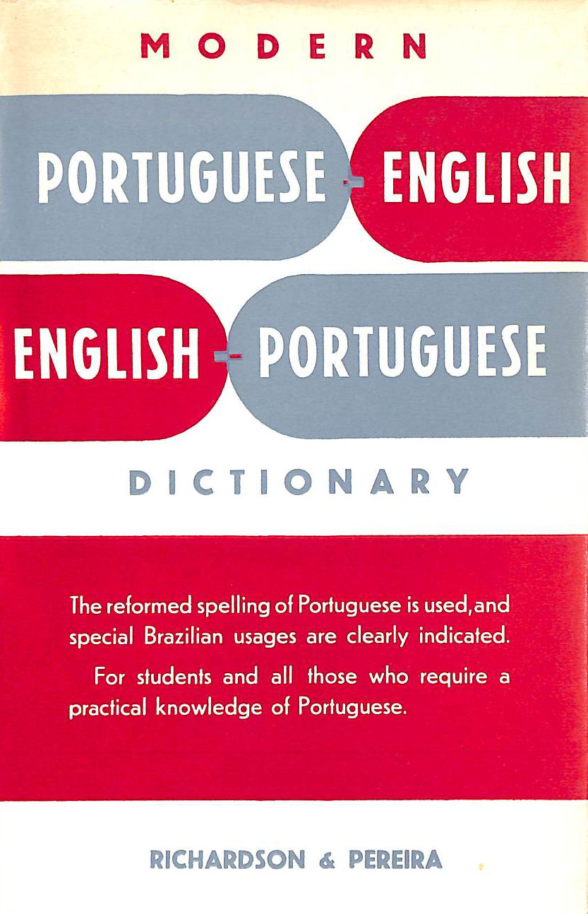 Image for Harrap's Pocket Portuguese-English, English-Portuguese Dictionary