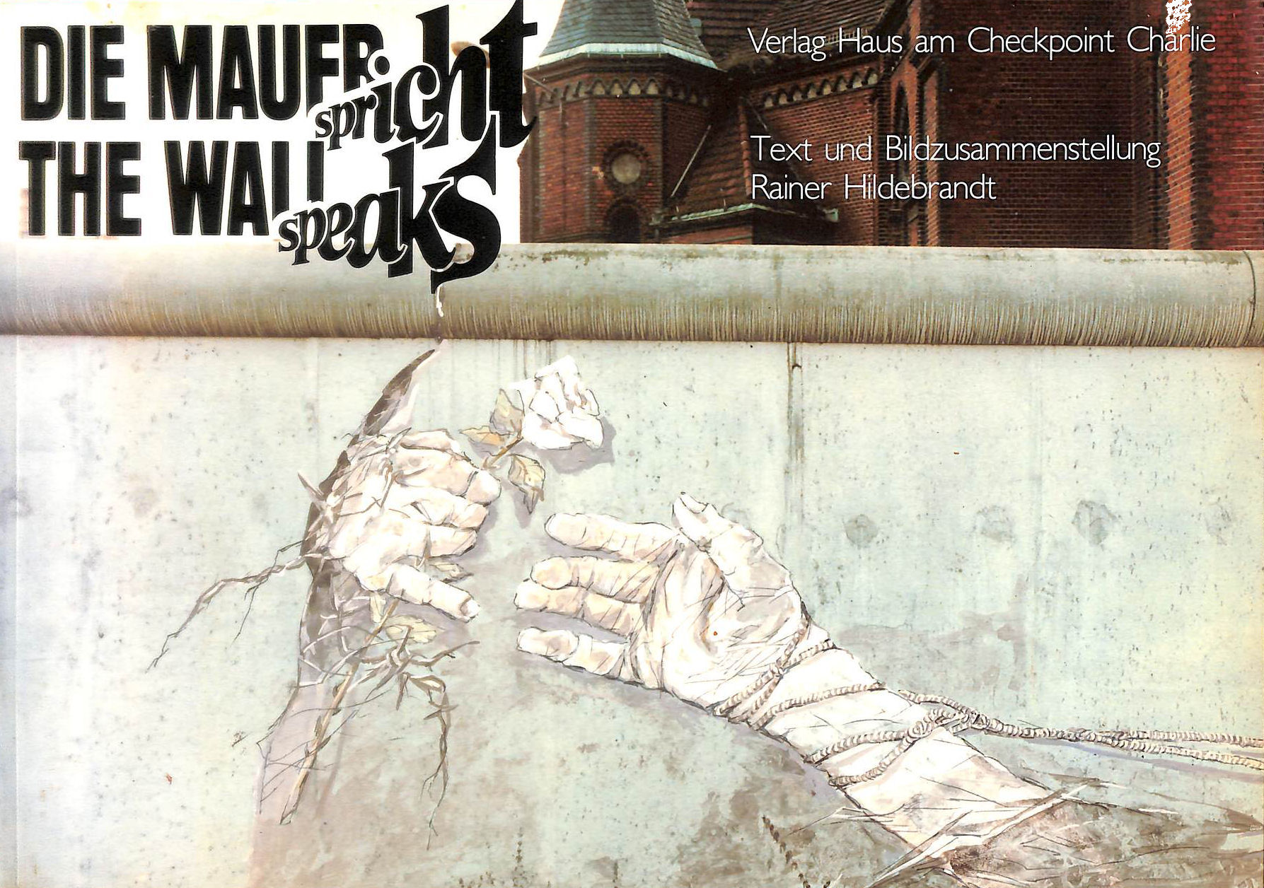 Image for Die Mauer Spricht - The Wall Speaks