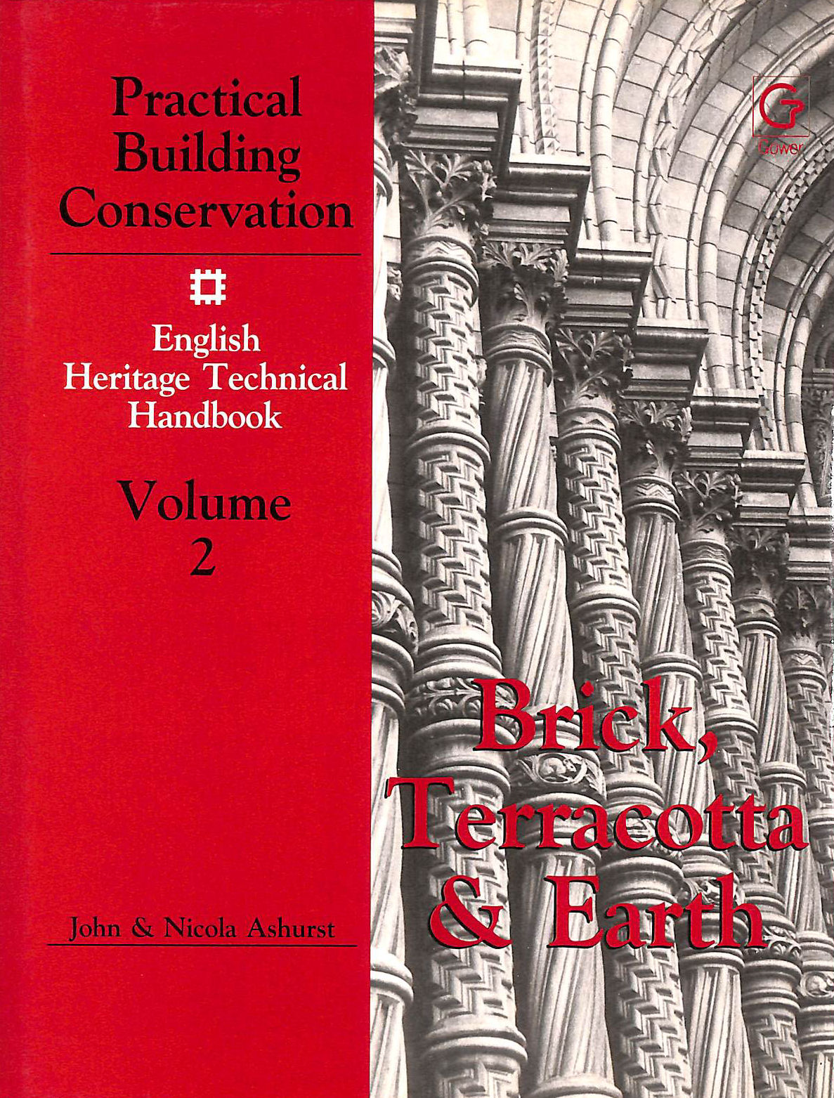 Image for Practical Building Conservation:Practical Building Conservation English Heritage Technical Handbook Volume 2: Brick Terracotta and Earth