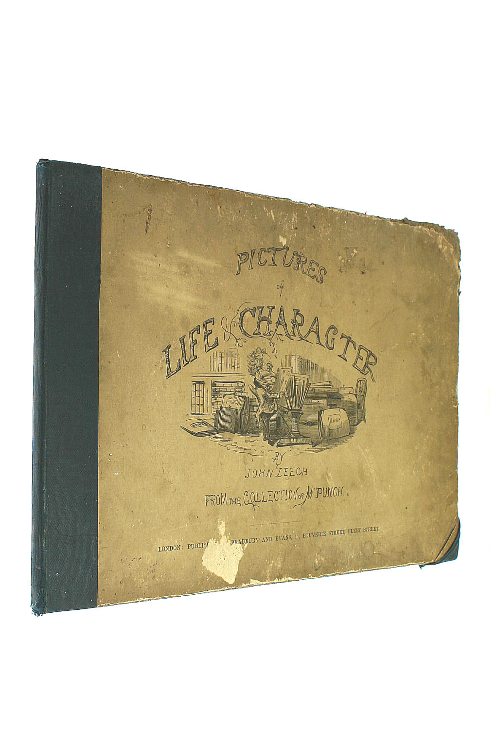 Image for Pictures Of Life And Character, From The Collection Of Mr. Punch. Second Series.