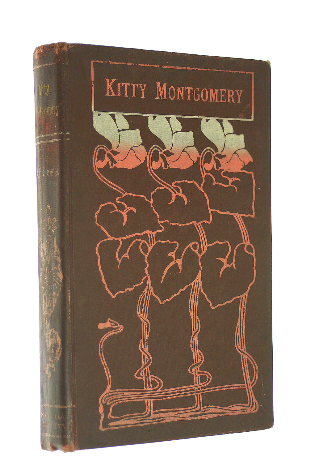 Image for Kitty Montgomery ... With Two Full-Page Illustrations, Etc