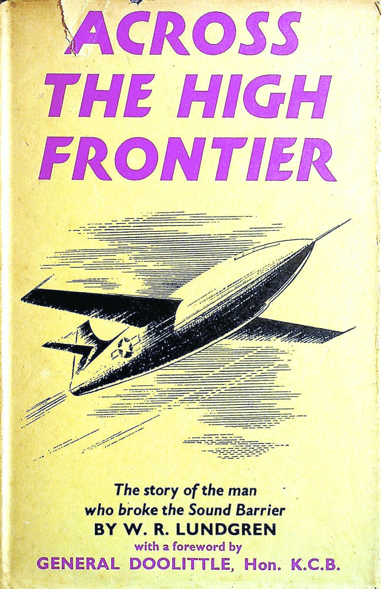Image for Across the High Frontier