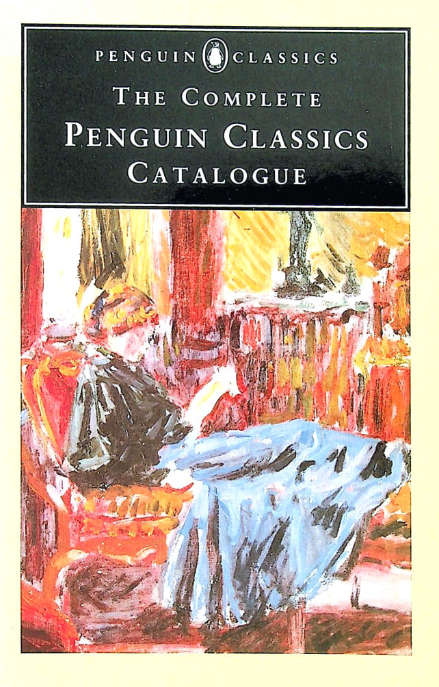 Image for The Complete Penguin Classics Catalogue