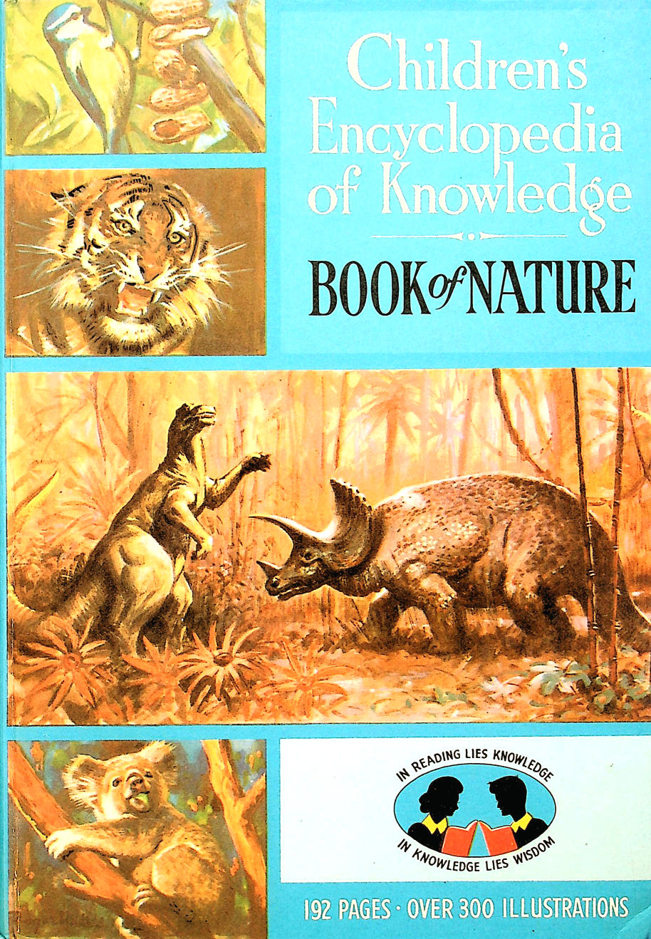 Image for Children's Encyclopedia of Knowledge Book of Nature