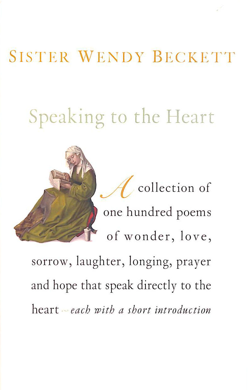 Image for Speaking to the Heart: 100 Favourite Poems