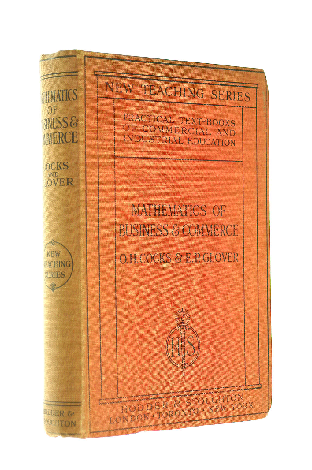 Image for Mathematics of Business & Commerce (New Teaching Series.)