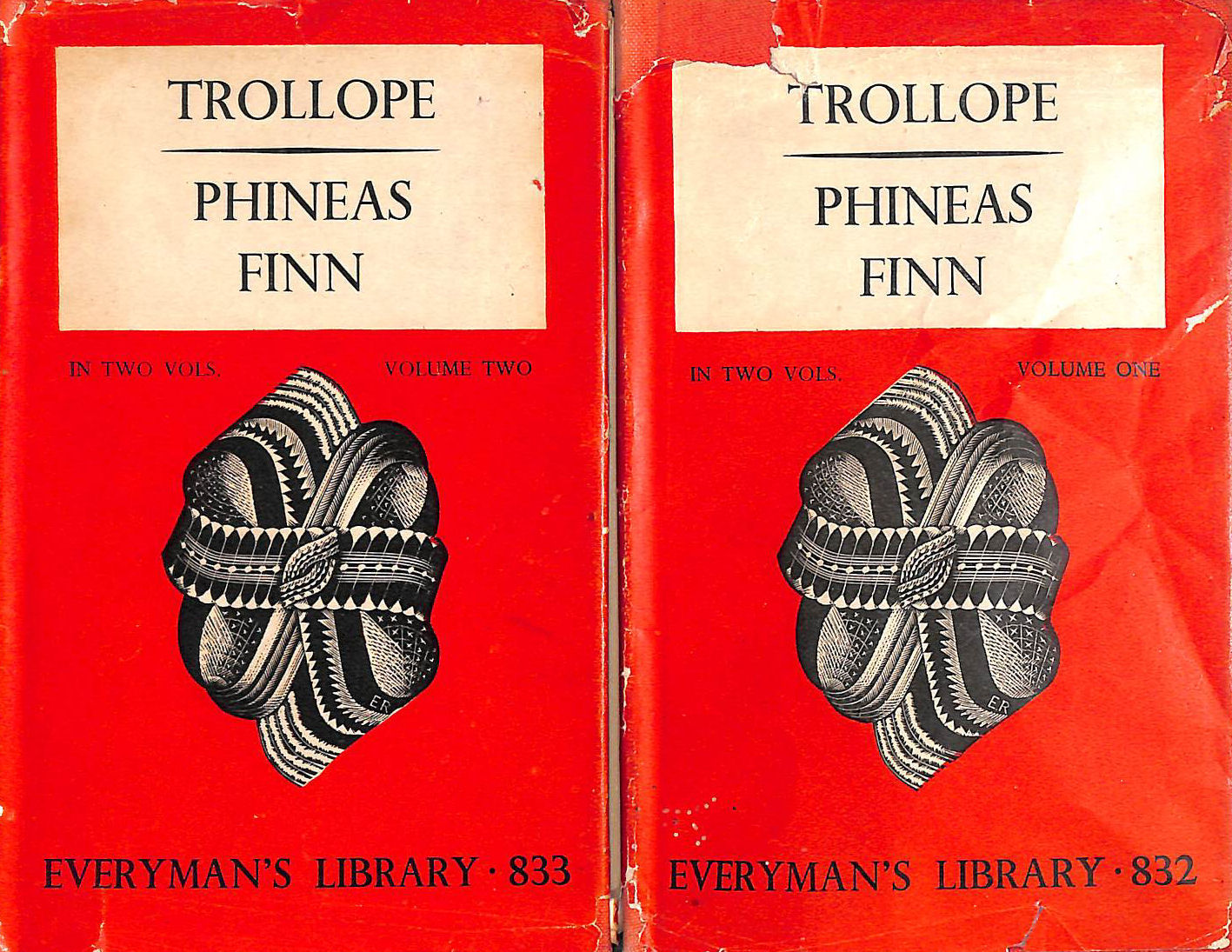 Image for Phineas Finn Volumes 1 and 2