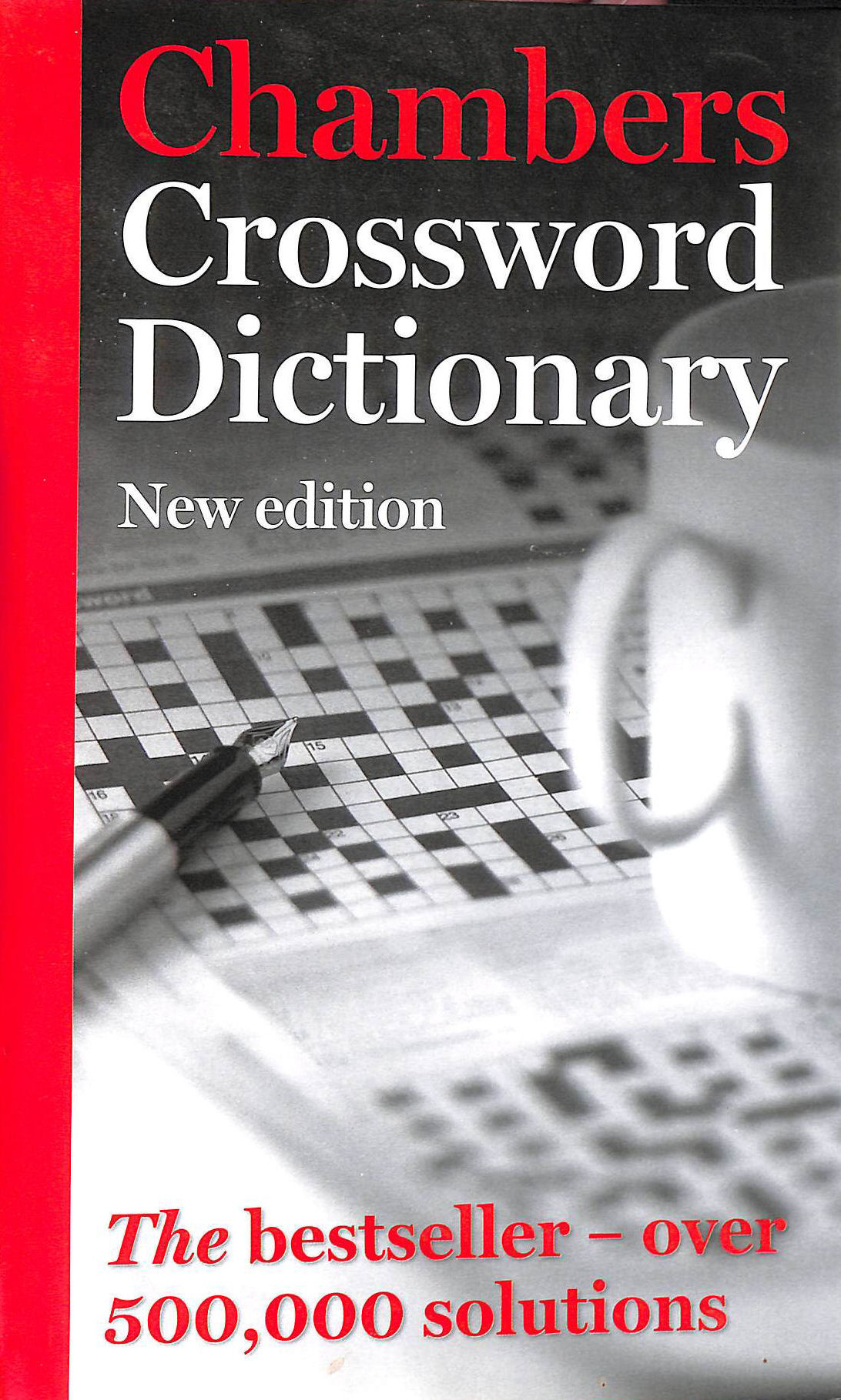 Image for Chambers Crossword Dictionary, 3rd edition