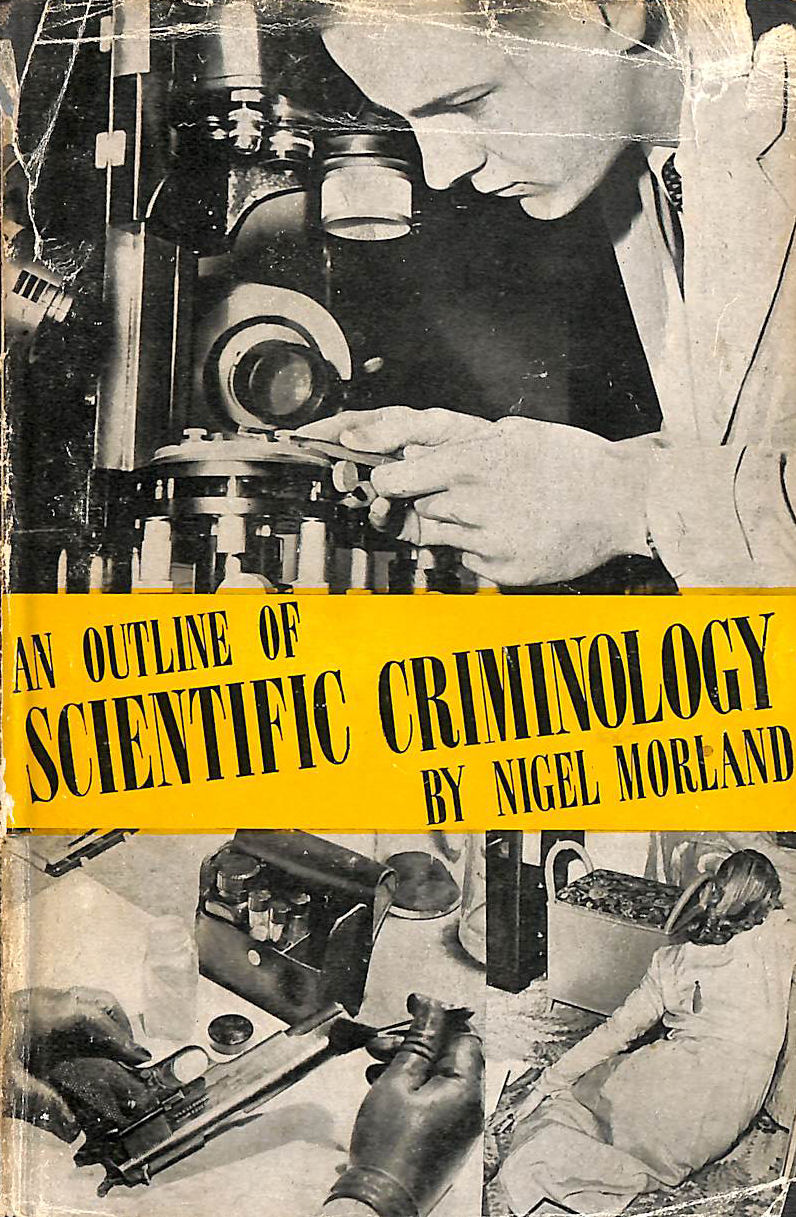 Image for An outline of scientific criminology