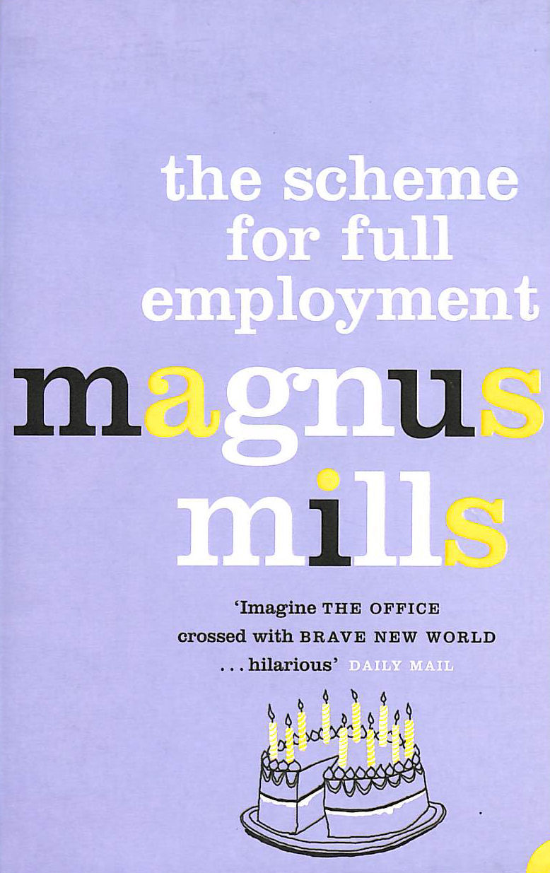 Image for The Scheme for Full Employment