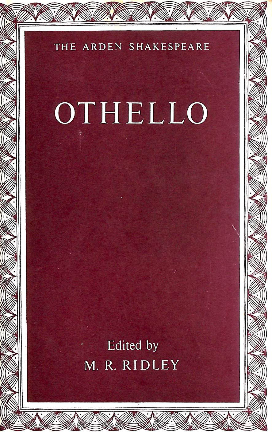 Image for Othello (The Arden Edition of the Works of William Shakespeare)