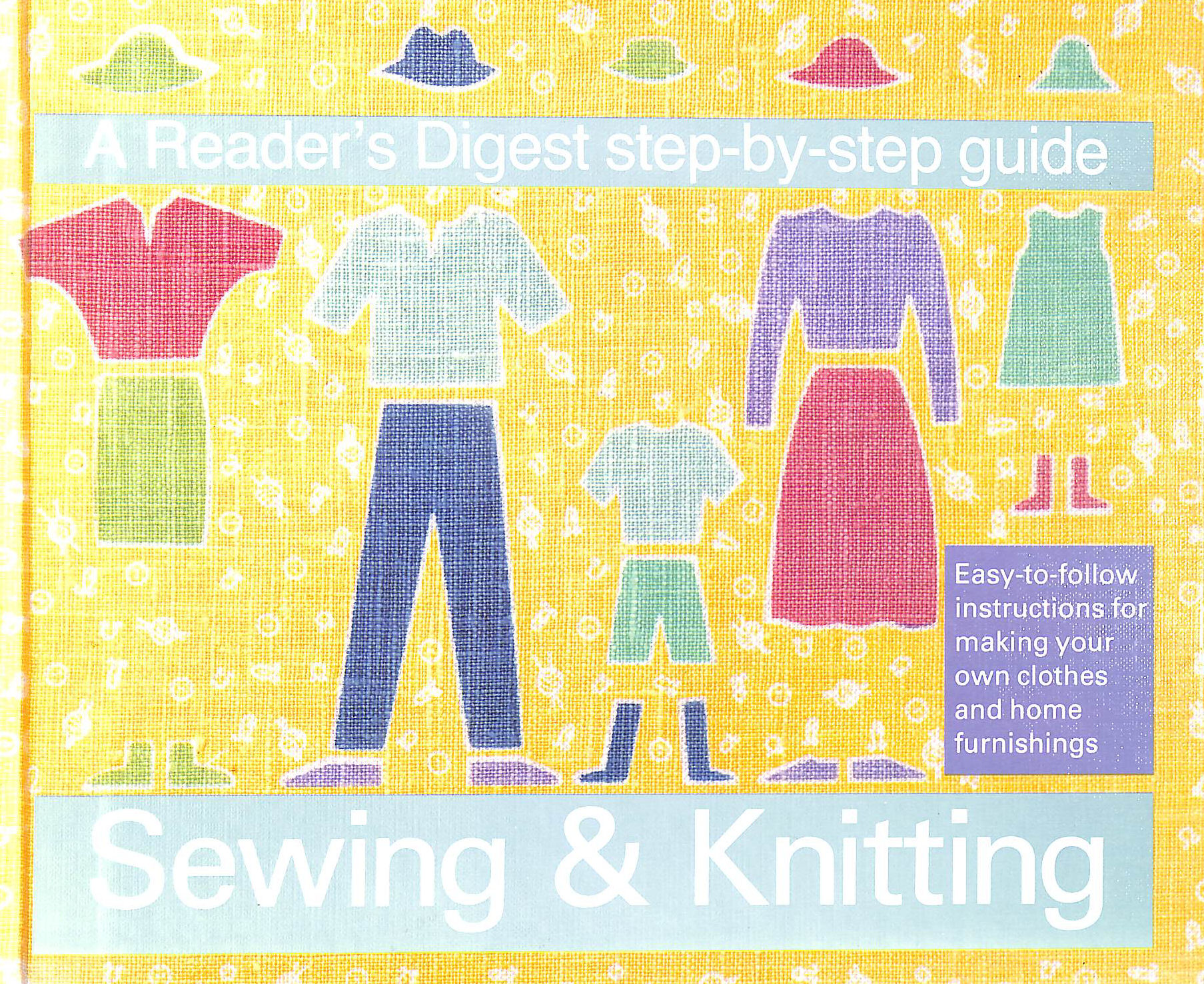 "Image for ""Reader's Digest"" Step-by-step Guide to Sewing and Knitting"