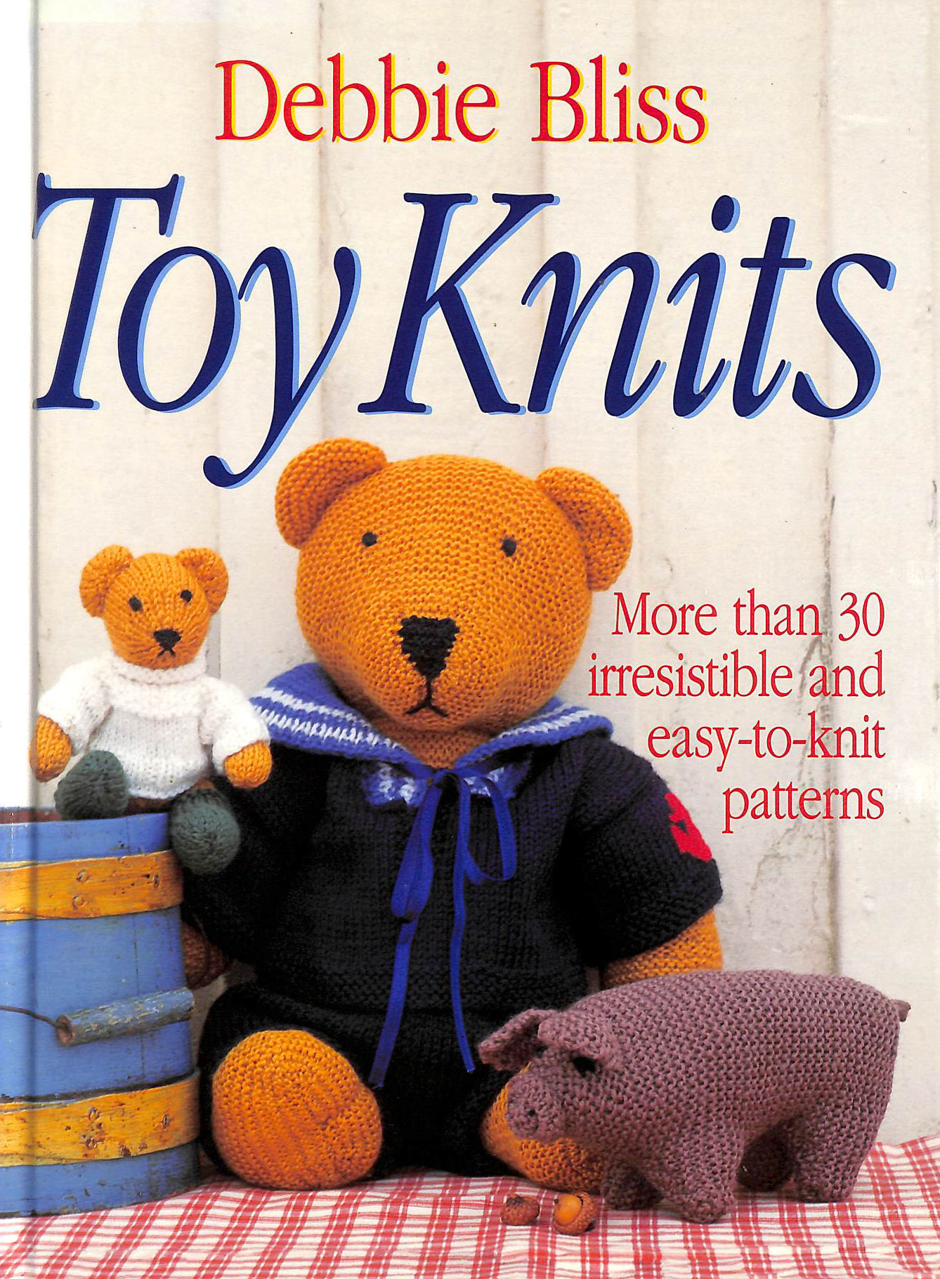Image for Toy Knits