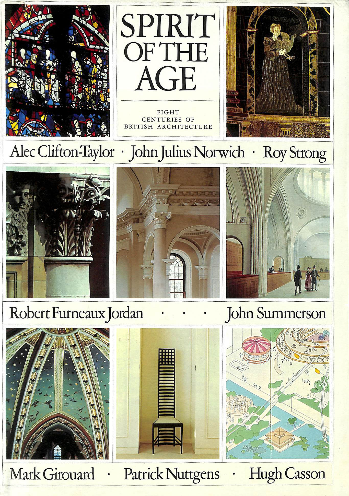 Image for Spirit of the Age: Eight Centuries of British Architecture