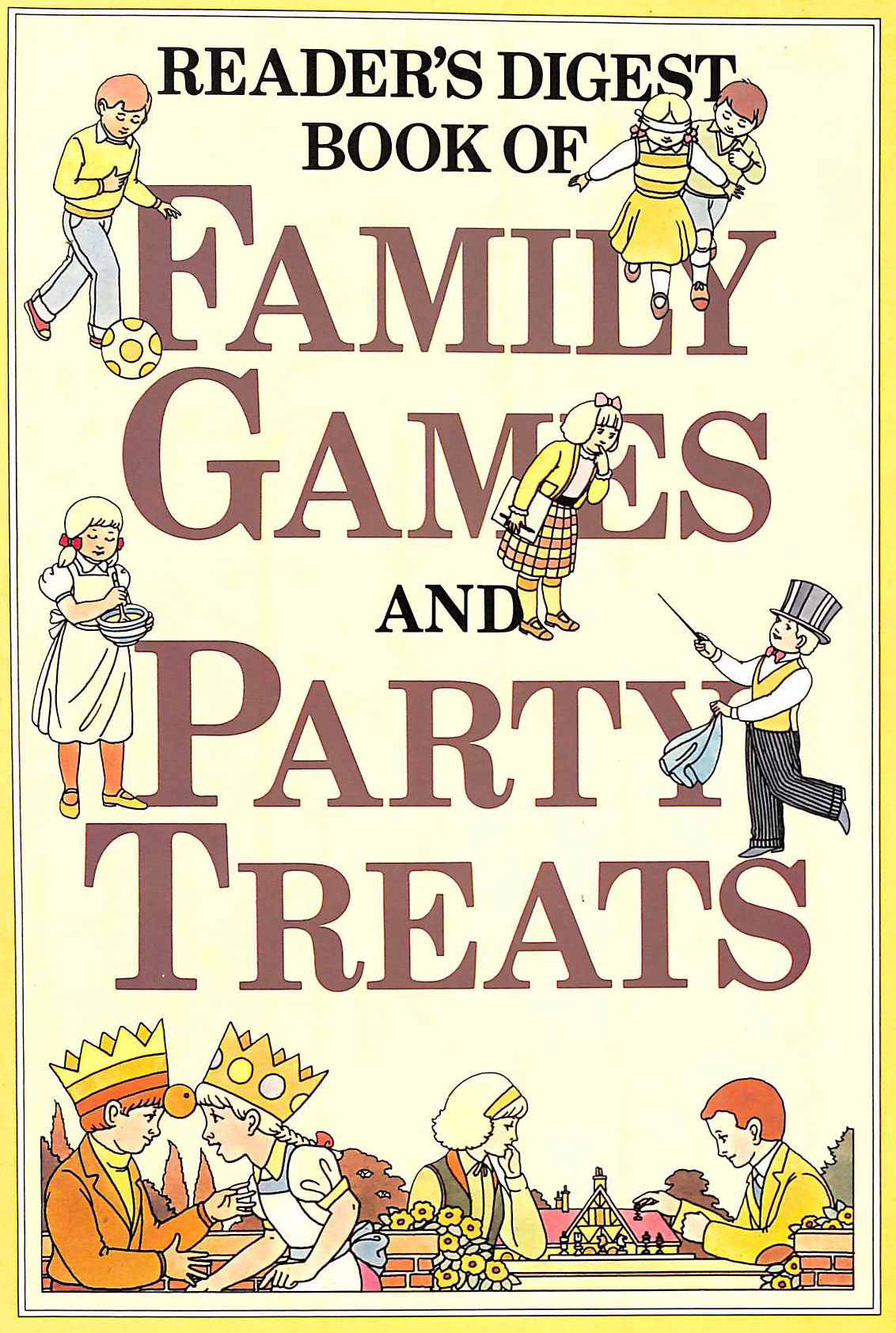 Image for Reader's Digest Book of Family Games and Party Treats