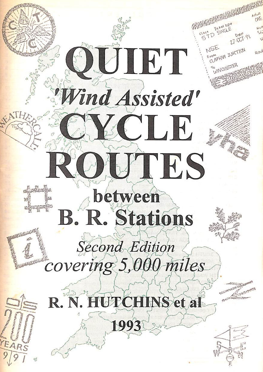Image for 140 Quiet Wind Assisted Cycle Routes
