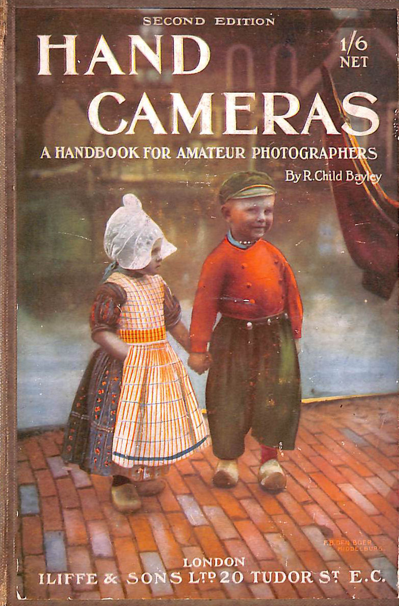 Image for Hand Cameras: A Handbook for Amateur Photographers