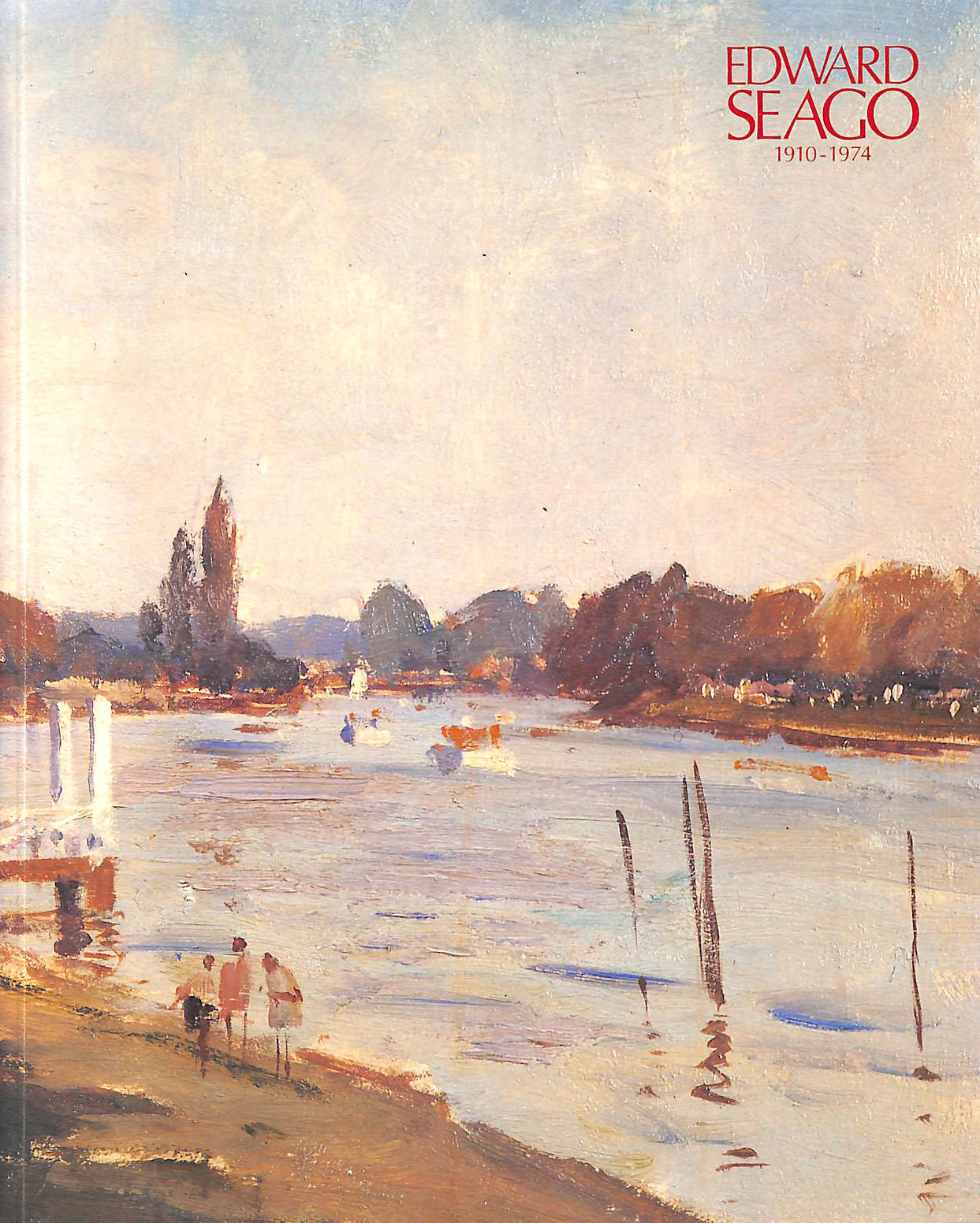 Image for Edward Seago 1910-1974: Catalogue of an exhibition Richard Green Gallery 1986