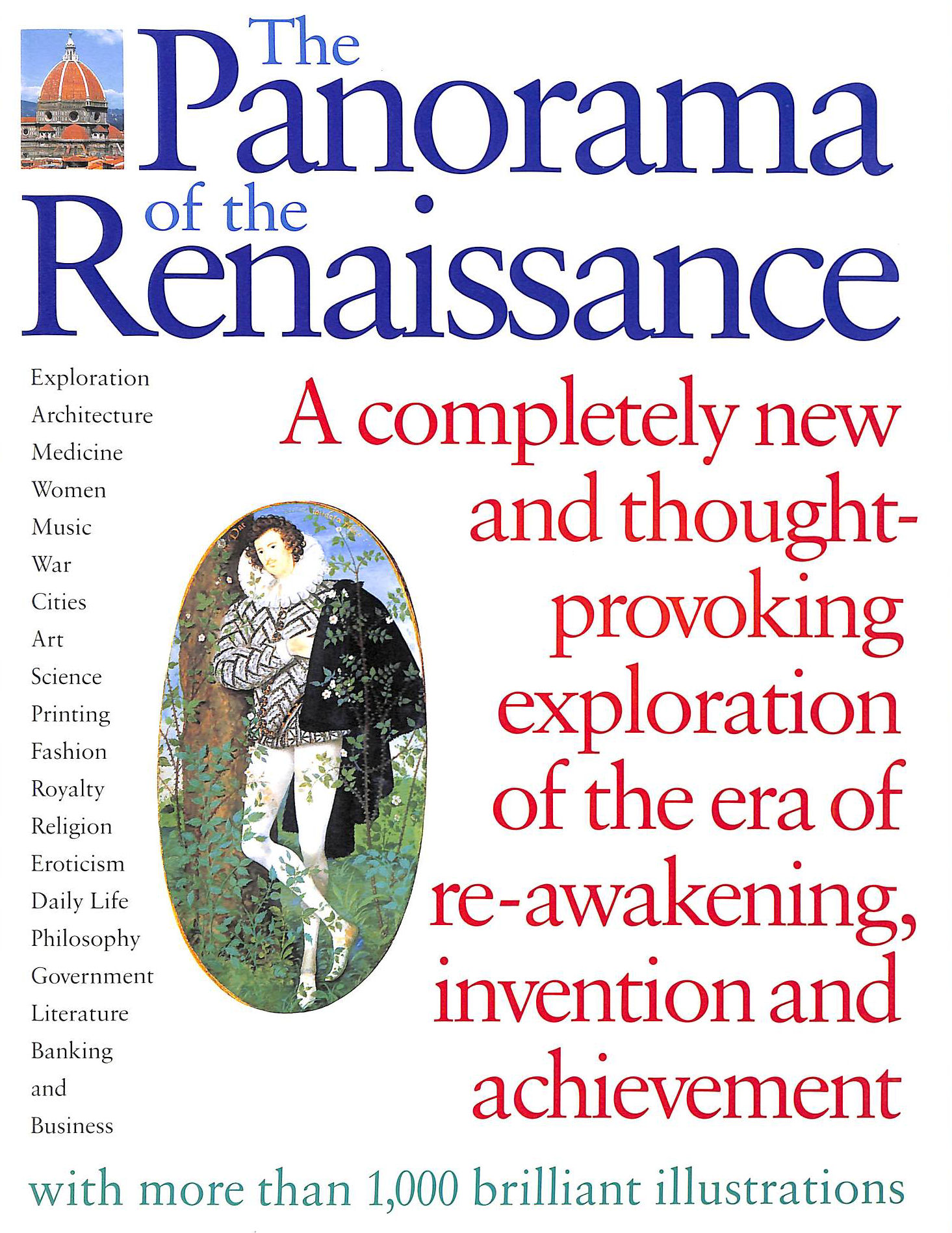 Image for The Panorama of the Renaissance: An Encyclopaedic Sourcebook
