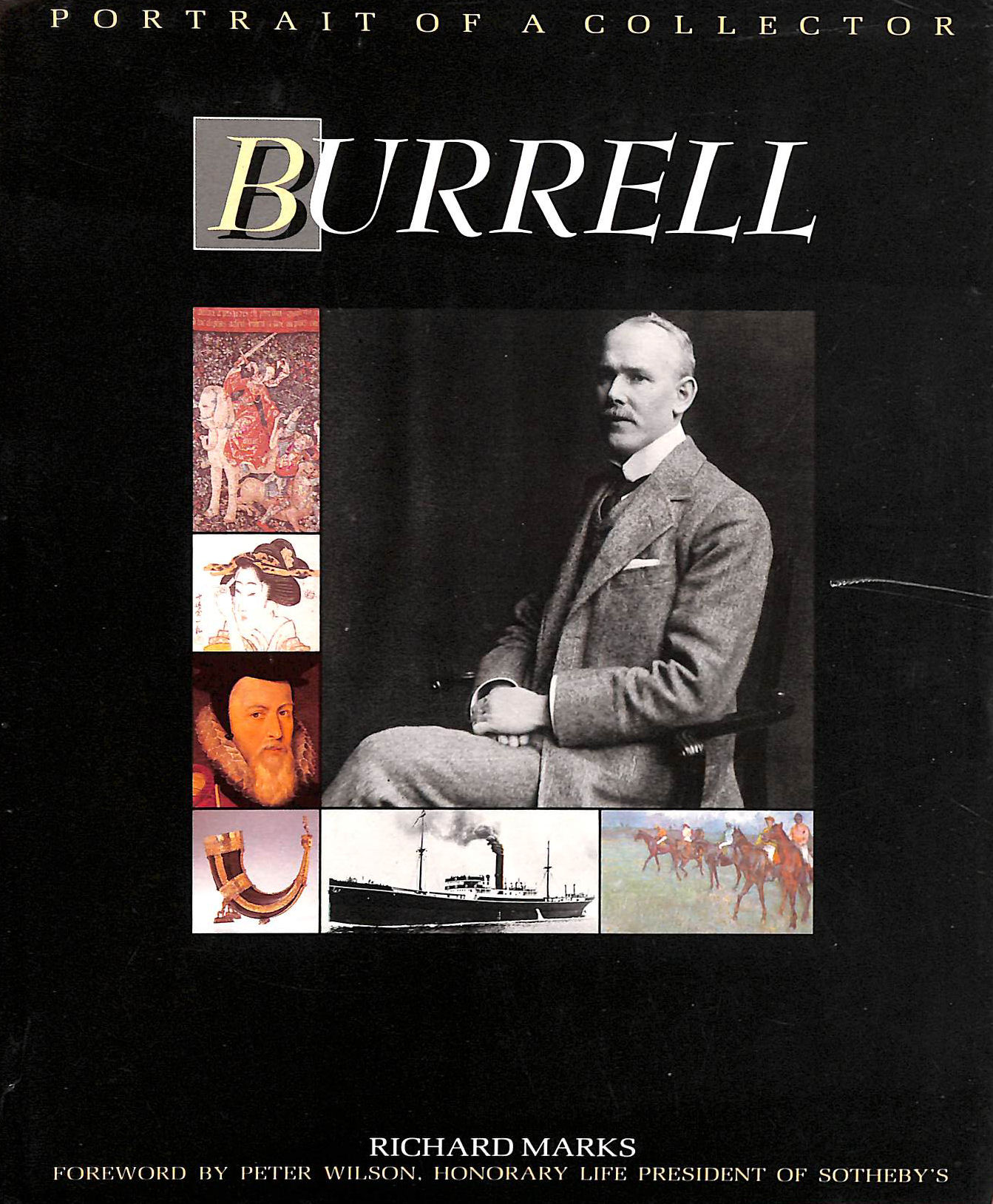 Image for Burrell: Portrait of a Collector