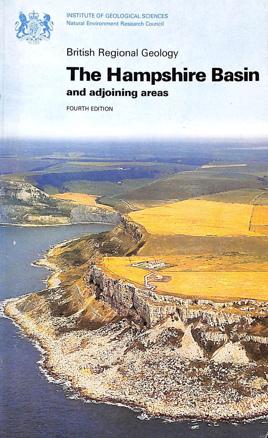 Image for The Hampshire Basin and Adjoining Areas (Regional Geology Guides)