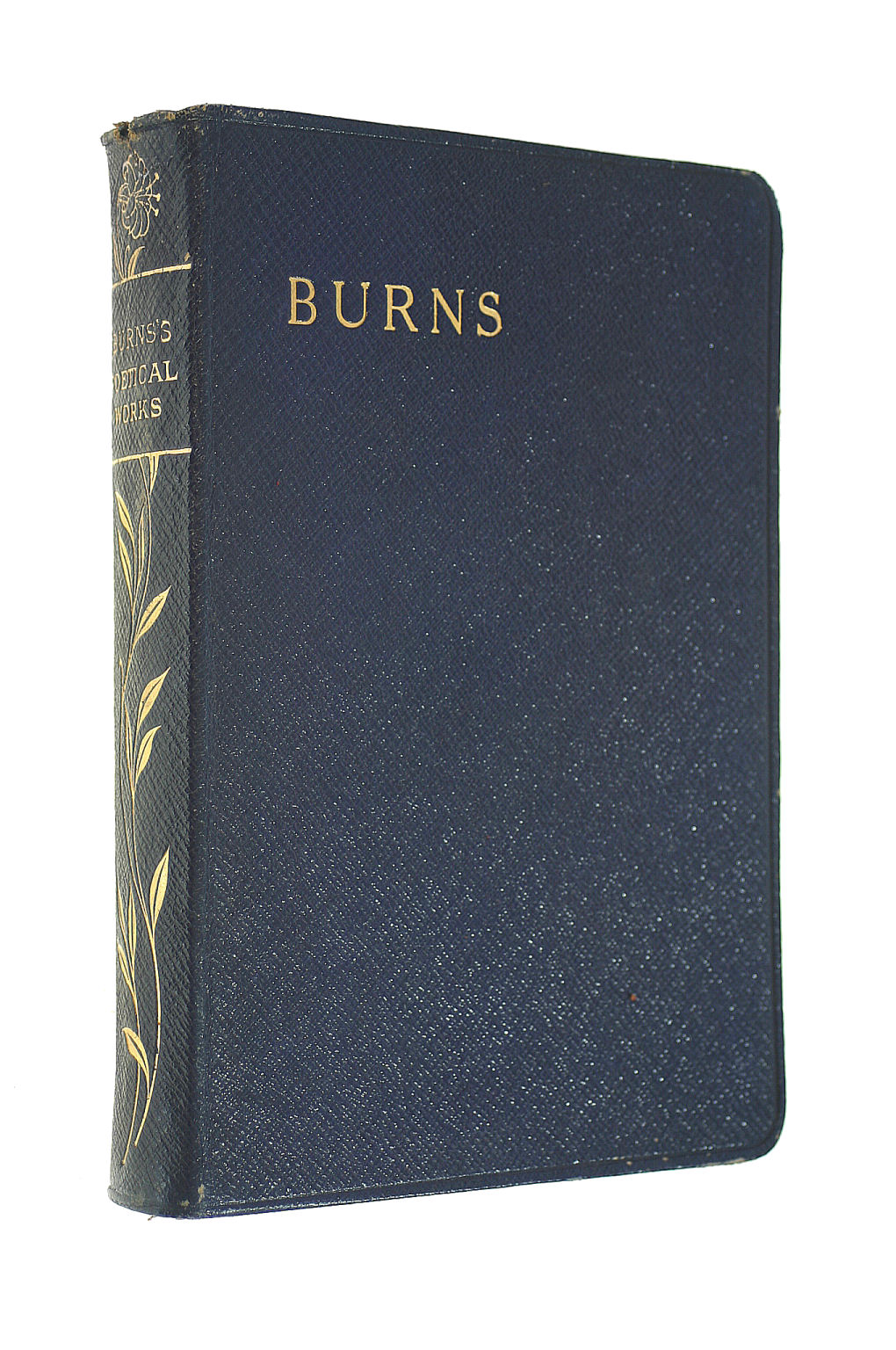 Image for The Poetical Work Of Robert Burns With Notes, Glossary, Index Of First Lines And Chronological List: Oxford Complete Edition