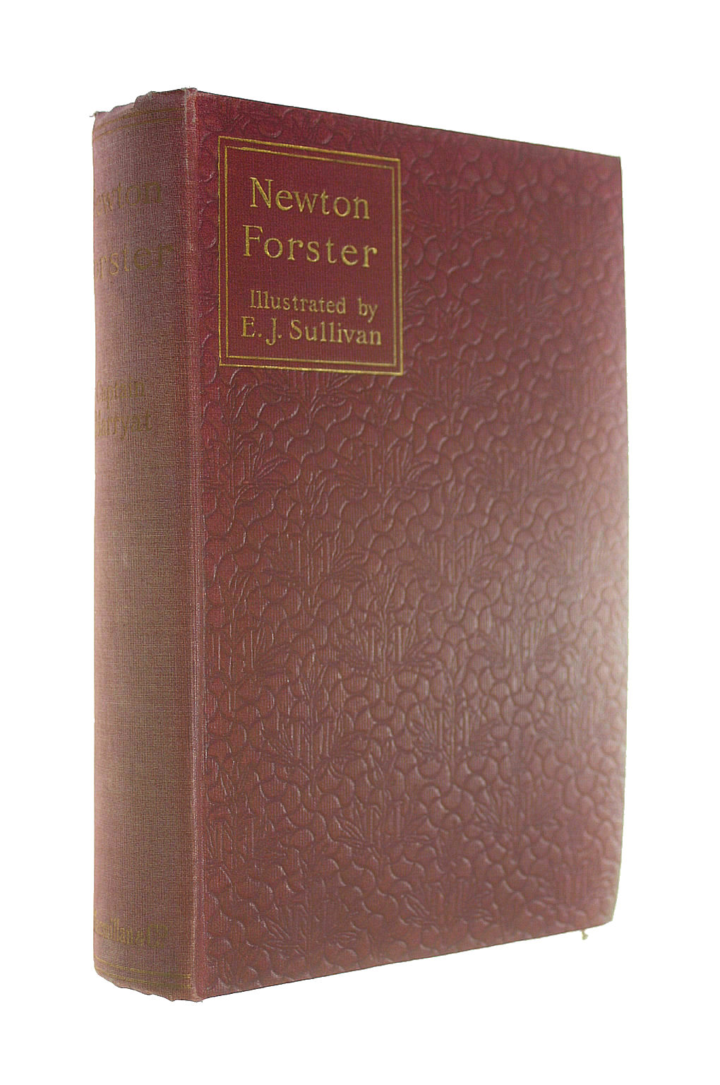 Image for Newton Forster or The Merchant Service