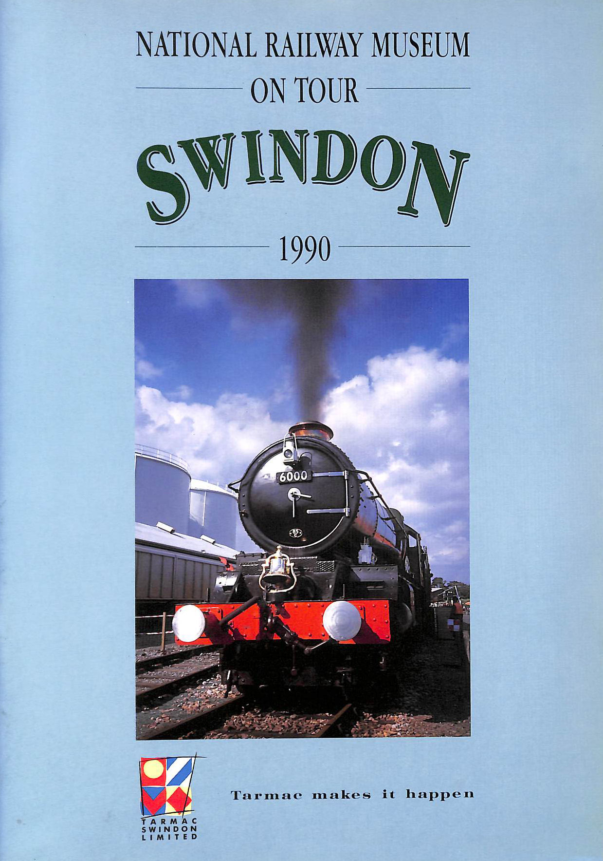 Image for National Railway Museum On Tour, Swindon, 1990