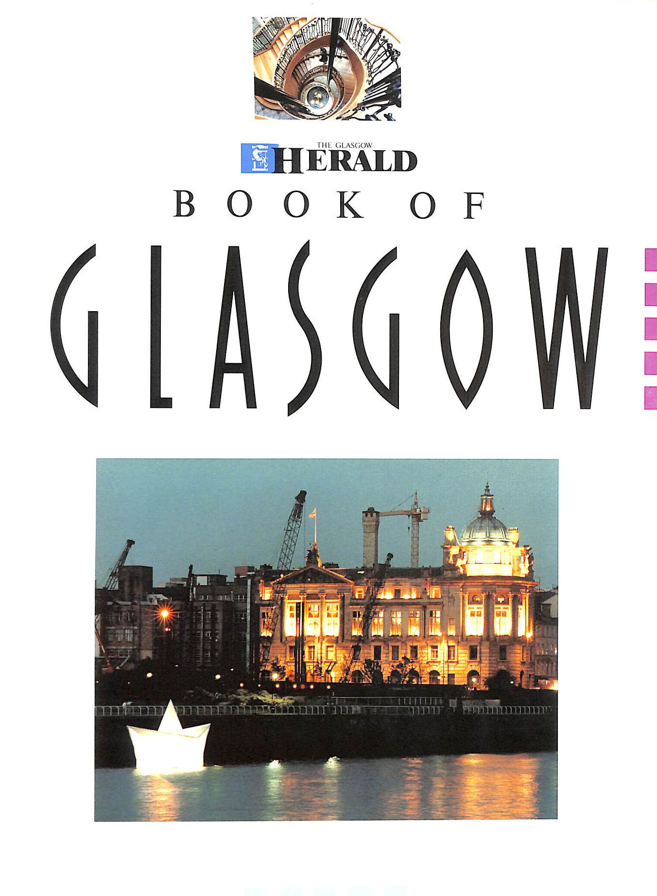 "Image for ""Glasgow Herald"" Book of Glasgow"