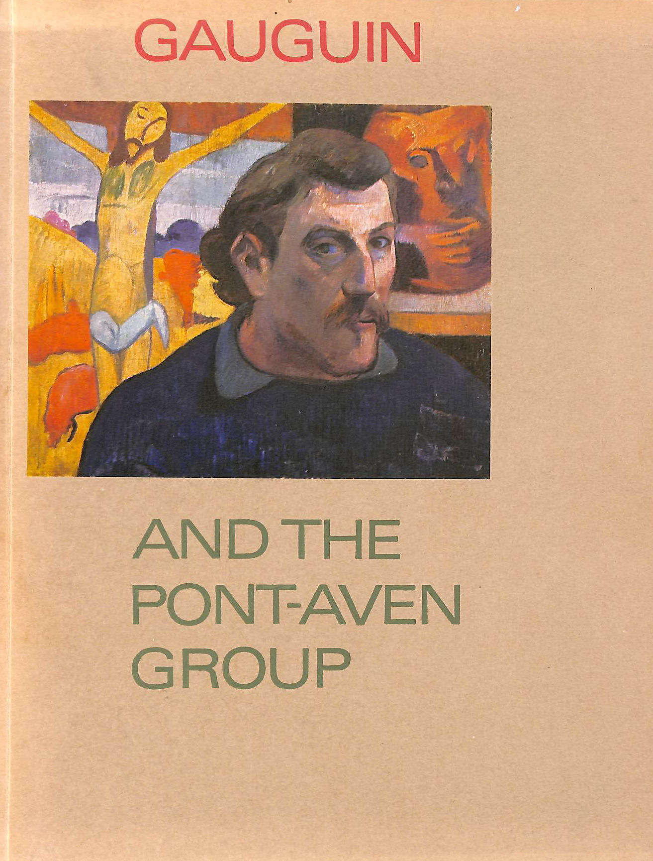 Image for Gaugin and the Pont-Aven Group. Tate Gallery 7 January-13 Februrary 1966