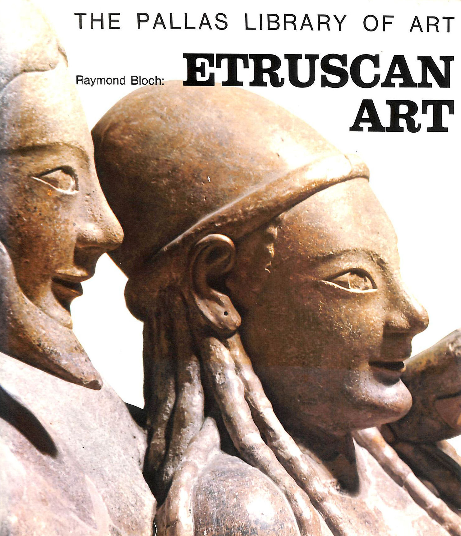 Image for Etruscan Art (Pallas Library of Art)
