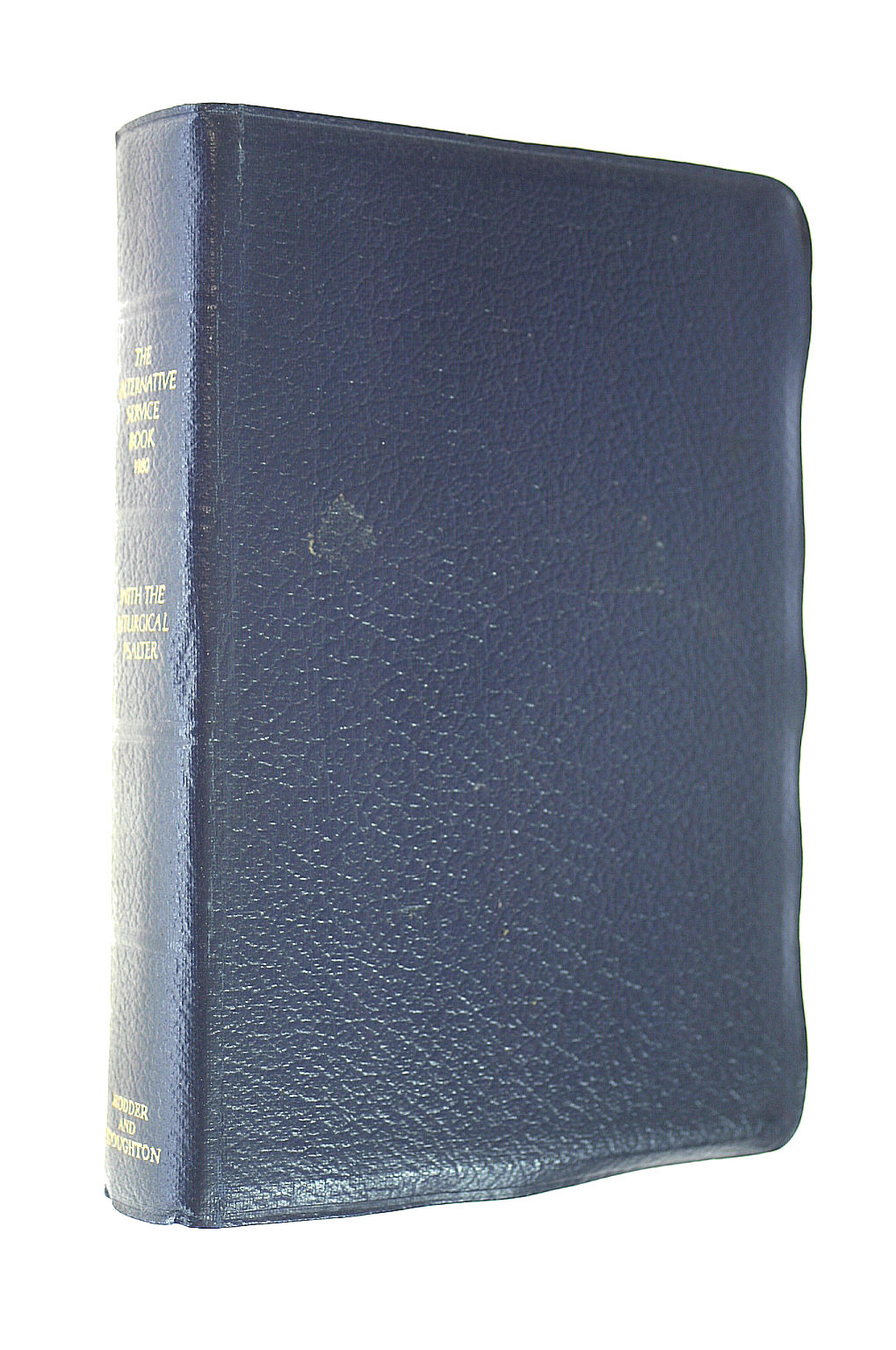 Image for Alternative Service Book 1980 with Liturgical Psalter: Light blue two colour edition