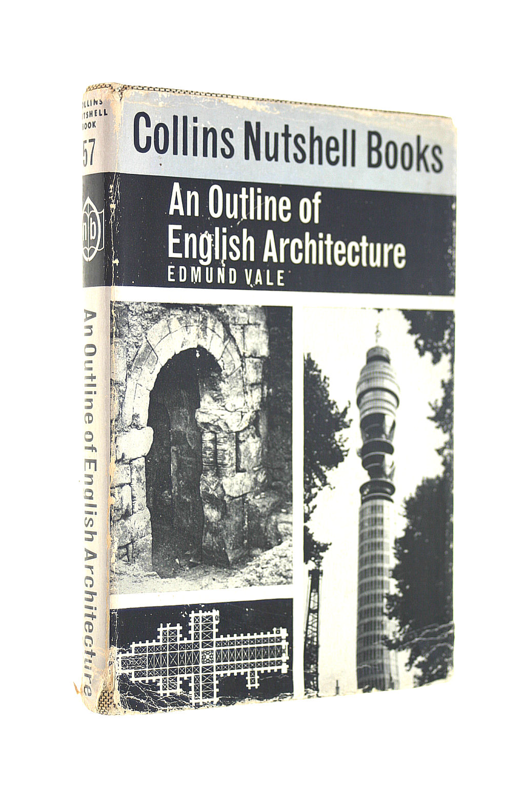 Image for An outline of English architecture (Nutshell books;no.57)