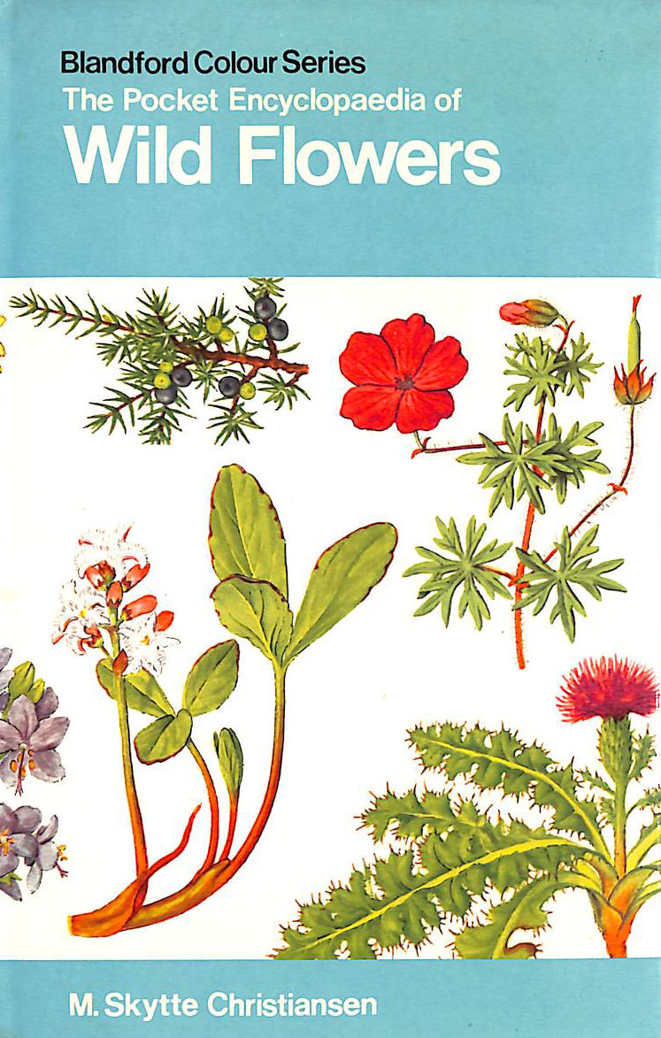 Image for Pocket Encyclopaedia of Wild Flowers in Colour