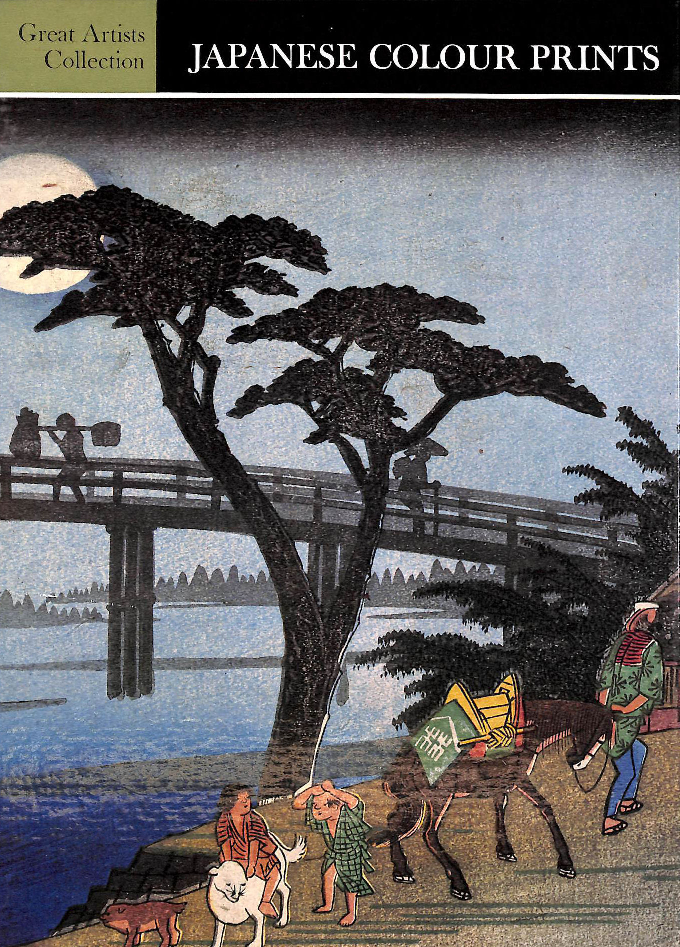Image for Japanese Colour Prints