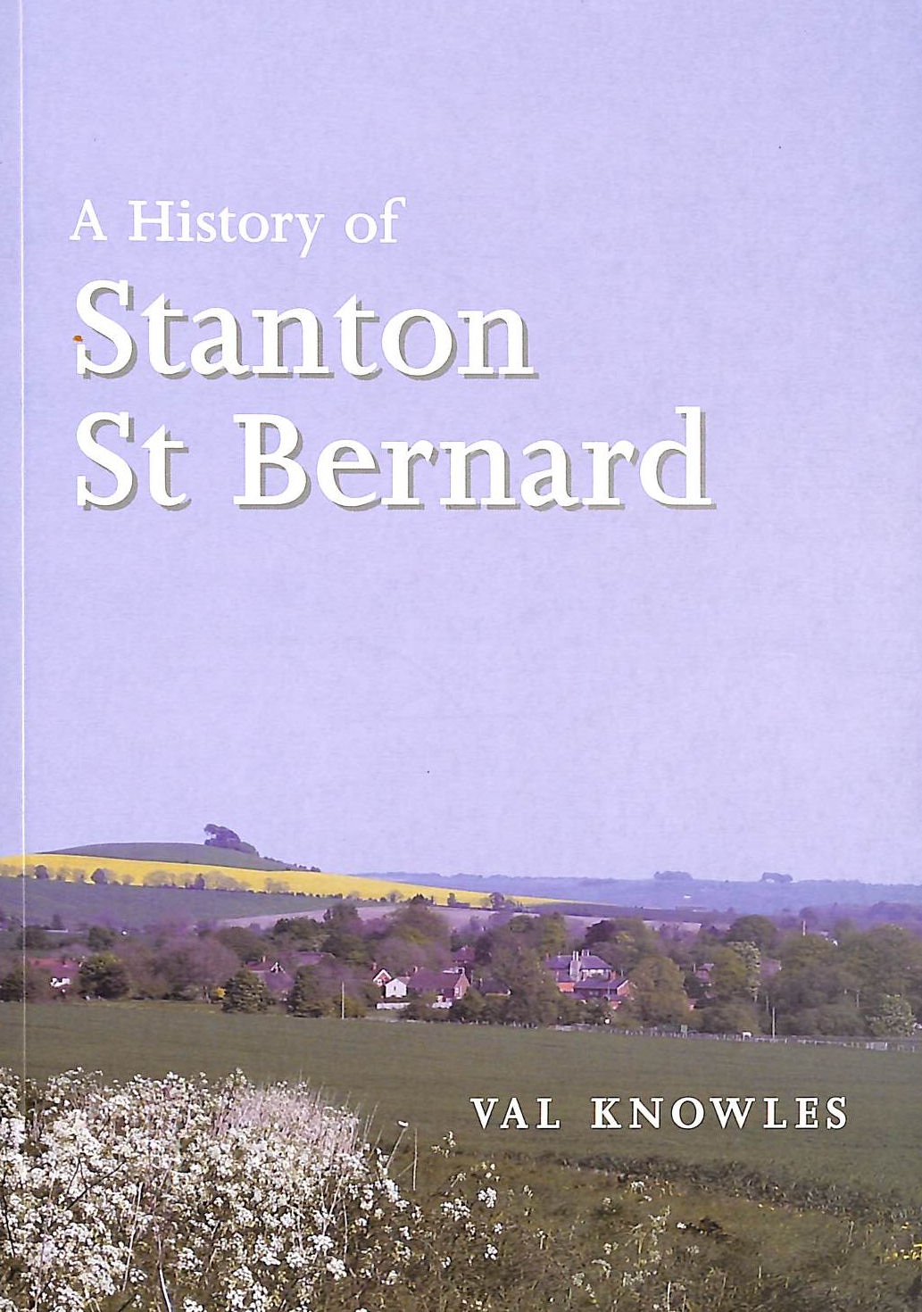 Image for A History of Stanton St Bernard