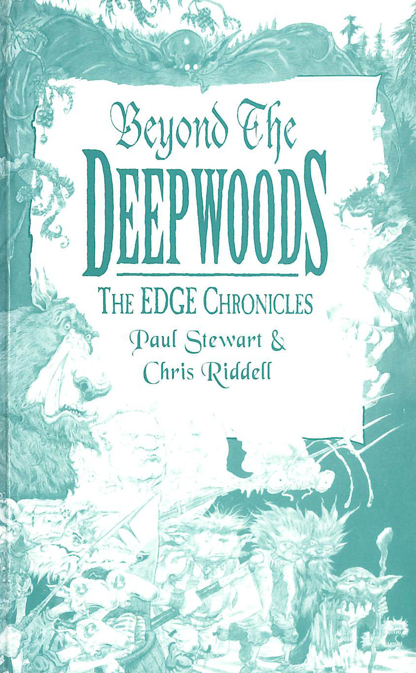 Image for Beyond the Deepwoods (The Edge Chronicles)