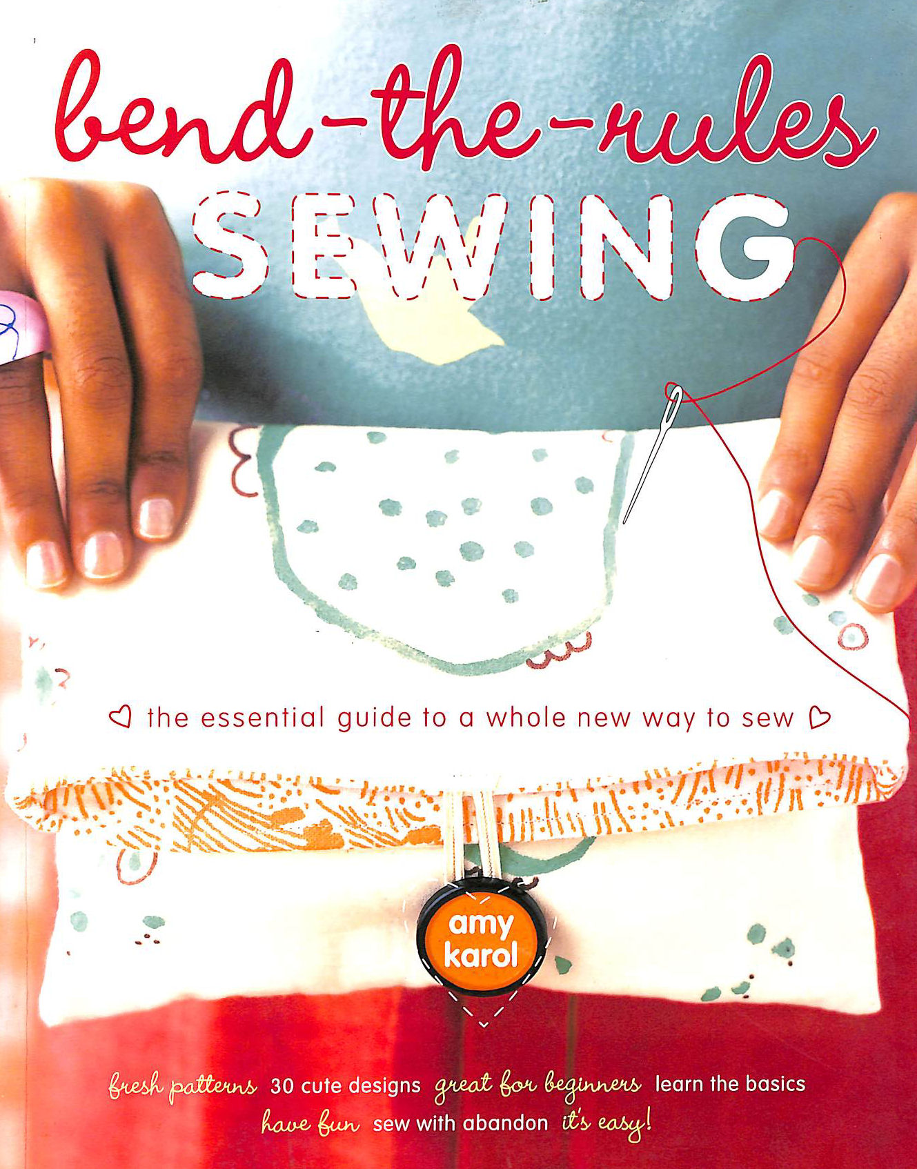 Image for Bend-the-Rules Sewing