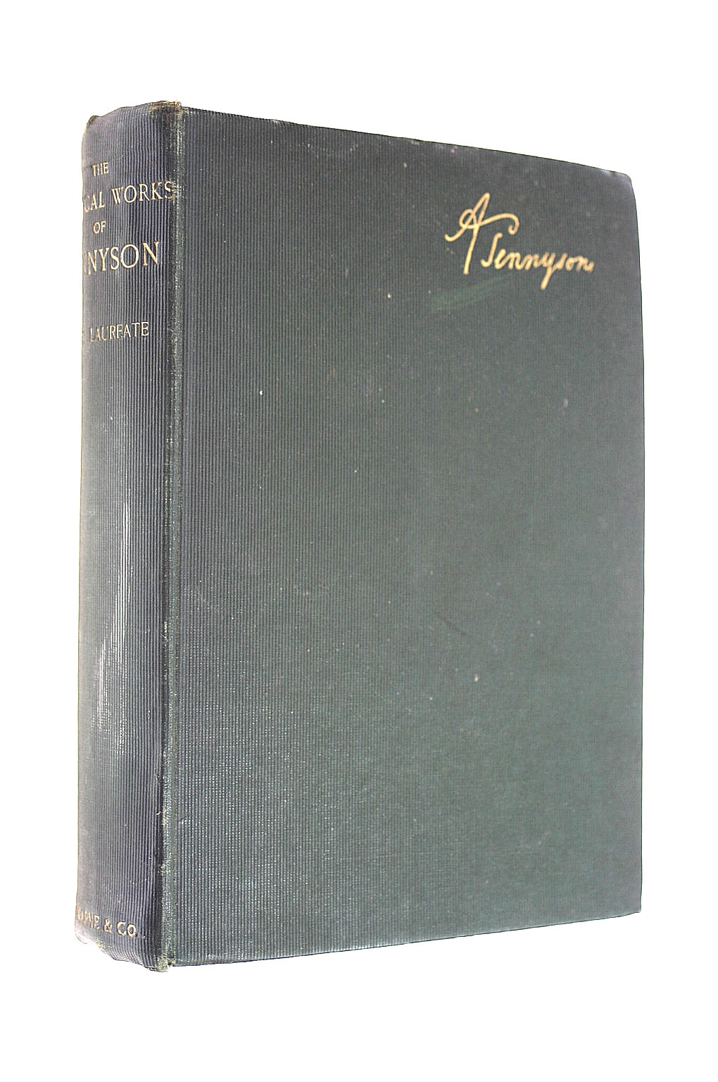 Image for The Works of Alfred Lord Tennyson, Poet Laureate