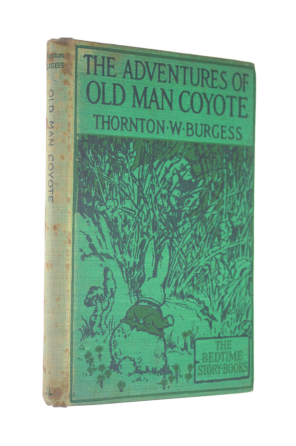 Image for The Adventures Of Old Man Coyote - The Bedtime Story Books