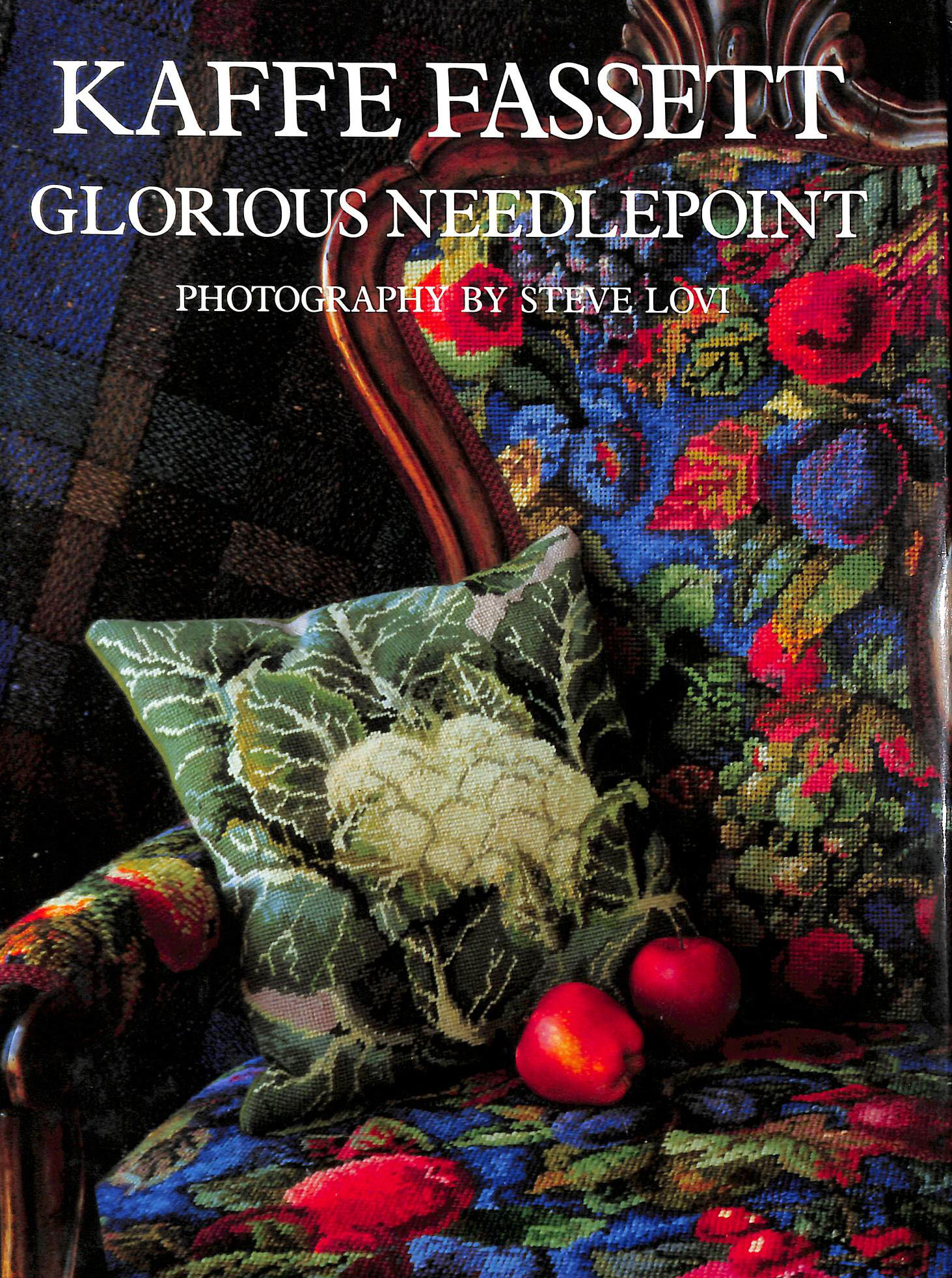 Image for Kaffe Fassett Glorious Needlepoint