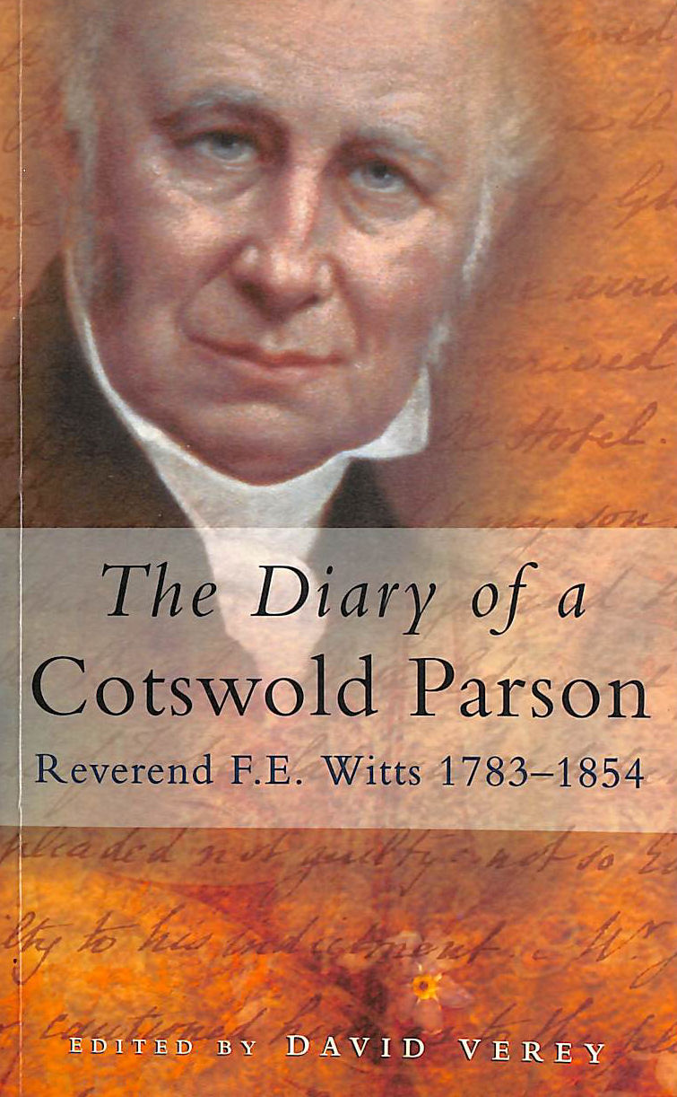Image for The Diary of a Cotswold Parson (Letters & Diaries)