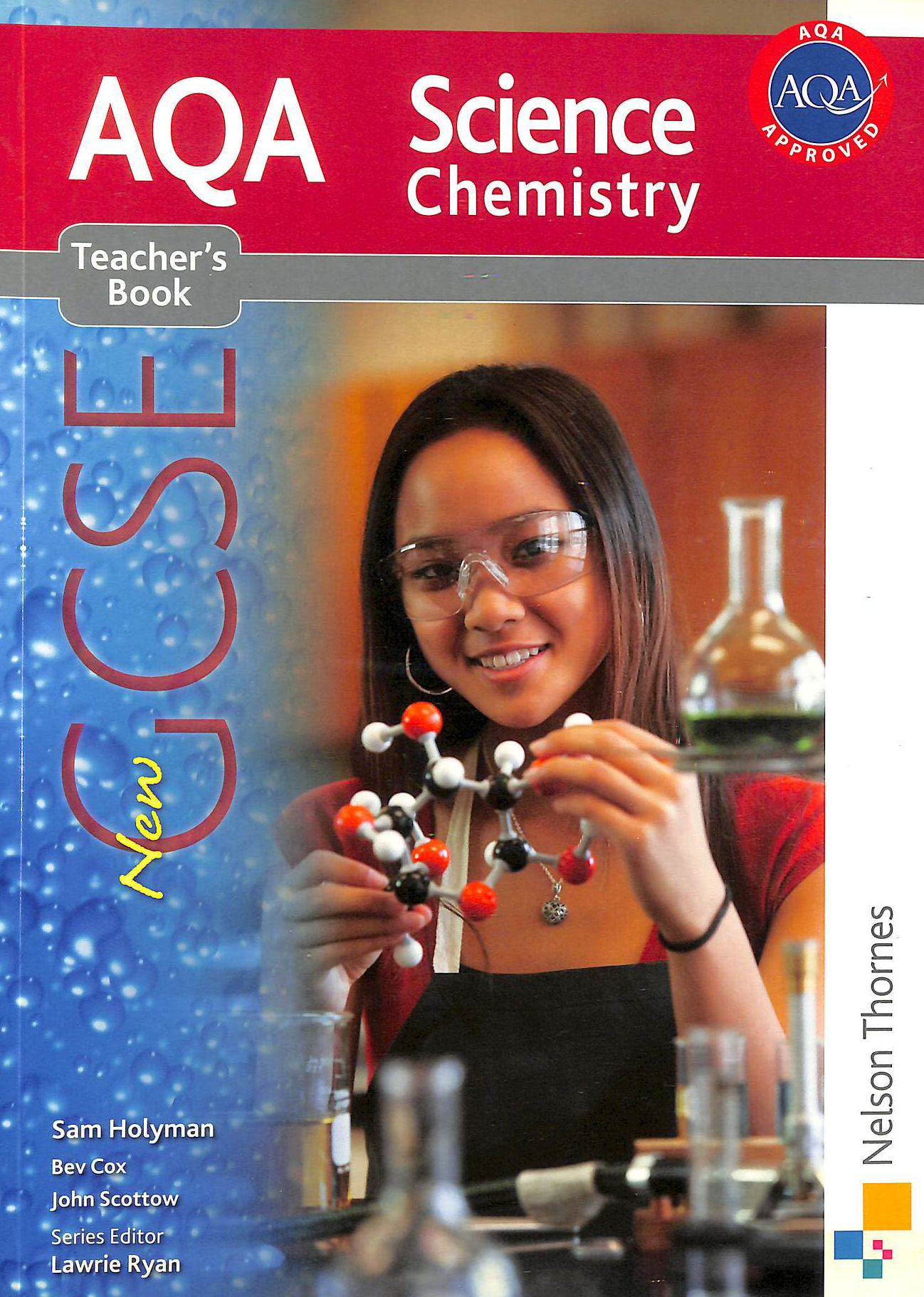 Image for NEW AQA Science: GCSE Chemistry Teacher Book