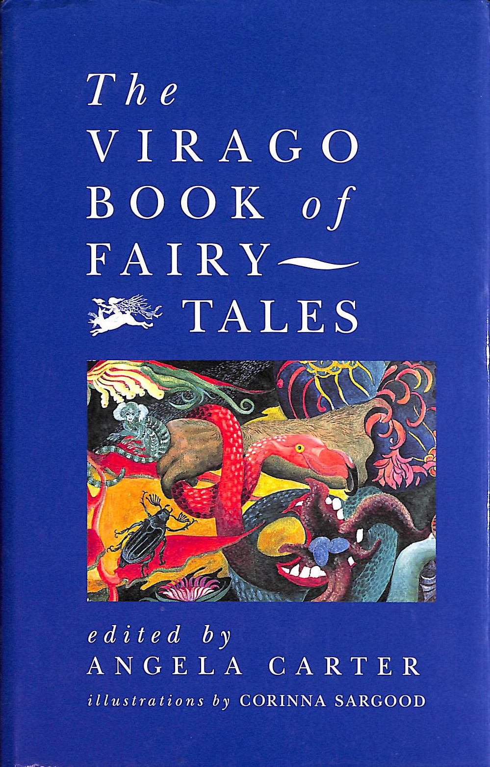 Image for The Virago Book Of Fairy Tales