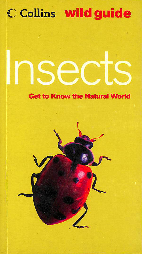 Image for Insects (Collins Wild Guide) (Collins Wild Guide S.)